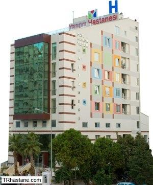 Яшам Госпиталь (Yasam Hospital) Antalya